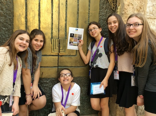 Bar/Bat Mitzvah Scavenger Hunt