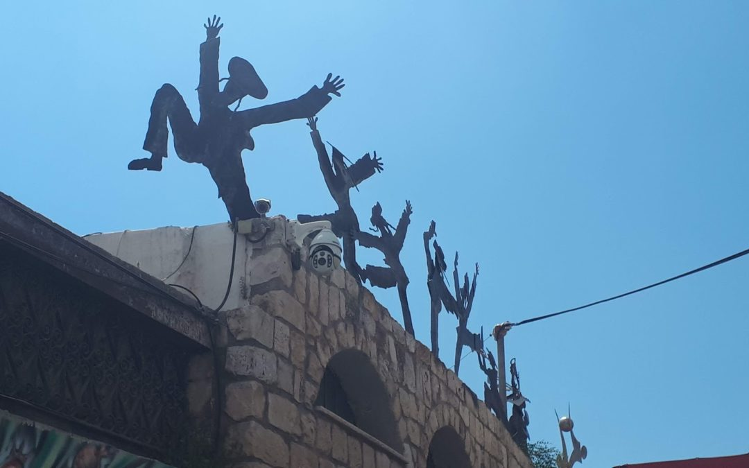 tzfat sculpture
