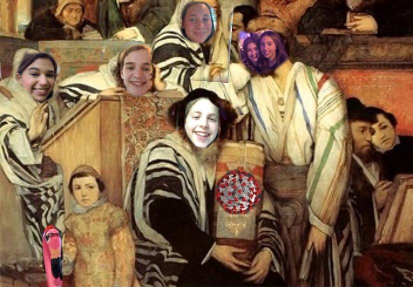 bat bat mitzvah online