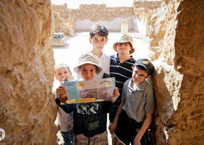 Escapada on Masada