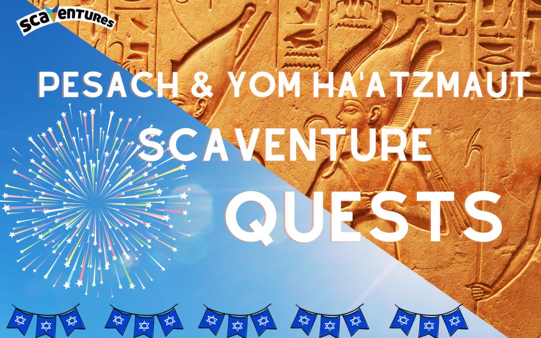 Pesach/Yom HaÁtzmaut Quests